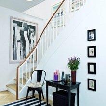 Фотография: Прихожая в стиле Современный, Интерьер комнат, Ковер – фото на InMyRoom.ru