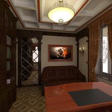 Фото из портфолио Коттедж 3 этажа – фотографии дизайна интерьеров на INMYROOM