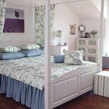 Фотография: Спальня в стиле Кантри, Декор интерьера, Квартира, Дом, Декор – фото на InMyRoom.ru