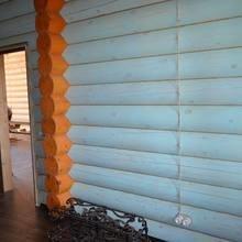 Фото из портфолио Электрика в деревянных домах – фотографии дизайна интерьеров на INMYROOM