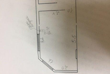 помогите с планировкой спальни с гордеробной