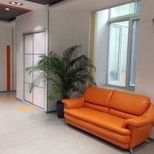 Фото из портфолио Интерьер салона в классическом стиле с яркими акцентами – фотографии дизайна интерьеров на InMyRoom.ru