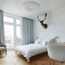 Фото из портфолио Студия площадью 27 квадратных метров – фотографии дизайна интерьеров на InMyRoom.ru