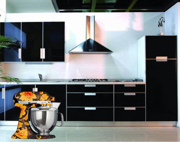 Фотография: Прочее в стиле , Кухня и столовая, Декор интерьера, Индустрия, Новости, Роспись – фото на InMyRoom.ru