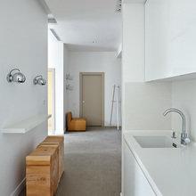Фотография: Прихожая в стиле Лофт, Современный, Квартира, BoConcept, Дома и квартиры, Проект недели – фото на InMyRoom.ru
