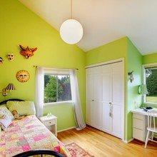 Фотография: Офис в стиле Современный, Декор интерьера, Квартира, Дизайн интерьера, Цвет в интерьере – фото на InMyRoom.ru
