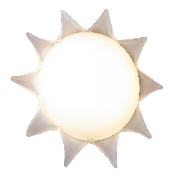 Настенный светильник LUSSOLE MEDA