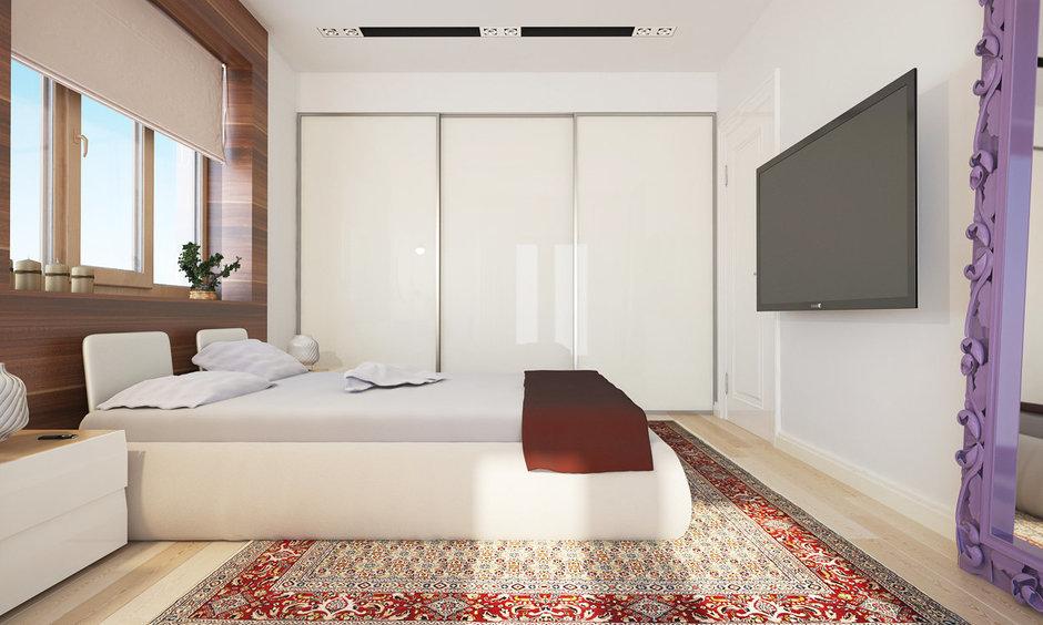 Фотография: Спальня в стиле Современный, Эклектика, Квартира, Дом, Дома и квартиры, IKEA – фото на InMyRoom.ru