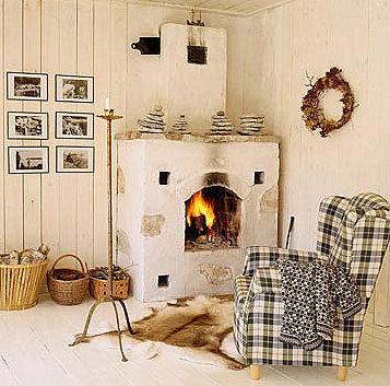 Фотография: Кухня и столовая в стиле Скандинавский, Декор интерьера, Декор дома, Прованс, Пол – фото на InMyRoom.ru