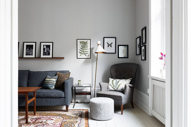 Фотография: Гостиная в стиле Скандинавский, Современный, Декор интерьера, Карта покупок – фото на INMYROOM