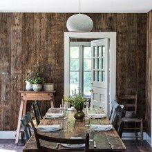 Фото из портфолио Винтаж в интерьере загородного дома – фотографии дизайна интерьеров на INMYROOM