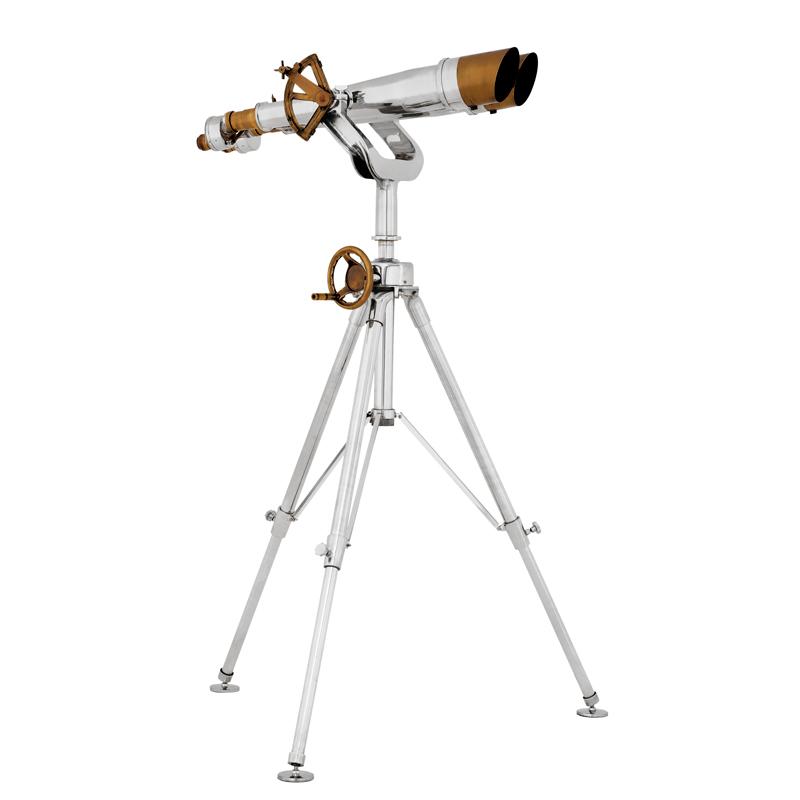 Купить со скидкой Телескоп Odyssey серебристого цвета
