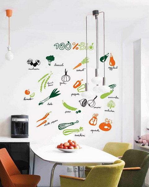 Фотография: Кухня и столовая в стиле Скандинавский, Декор интерьера, Дизайн интерьера, Цвет в интерьере, Dulux, ColourFutures, Akzonobel – фото на InMyRoom.ru