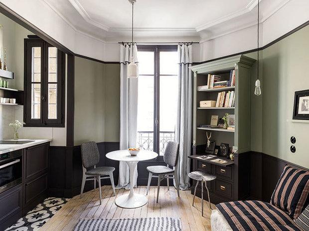 Дизайн квартиры площадью 19 квадратных метров