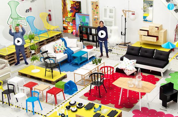 Фотография:  в стиле Современный, Декор интерьера, Мебель и свет, Праздник, Индустрия, События, IKEA, Маркет – фото на InMyRoom.ru