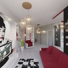 Фото из портфолио Квартира для Виктории – фотографии дизайна интерьеров на InMyRoom.ru