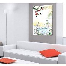 Декоративная картина на холсте: Живописный сюжет