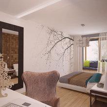 Фото из портфолио ЖК Морской Каскад, квартира 103 кв. метра – фотографии дизайна интерьеров на INMYROOM