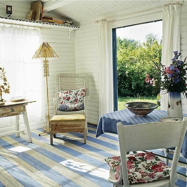 Фотография: Прихожая в стиле Прованс и Кантри, Дом, Дома и квартиры, Дача – фото на InMyRoom.ru