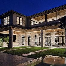 Фотография: Архитектура в стиле Современный, Классический, Дом, Дома и квартиры, Шебби-шик, Индустриальный, Техас – фото на InMyRoom.ru