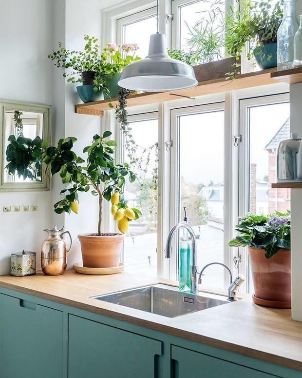 Фотография: Кухня и столовая в стиле Прованс и Кантри, Перепланировка, Finish – фото на INMYROOM