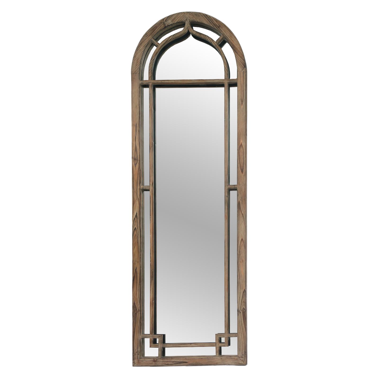 Купить Зеркало настенное в деревянной раме, inmyroom, Греция