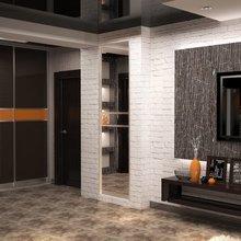 Фото из портфолио Элегантность черного цвета в интерьере - interior Design IDeas – фотографии дизайна интерьеров на InMyRoom.ru