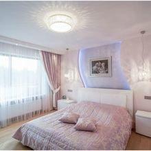 Фотография: Спальня в стиле Классический, Современный, Квартира, Дома и квартиры, Роспись – фото на InMyRoom.ru