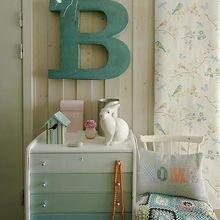 Фотография: Детская в стиле Скандинавский, Декор интерьера, Аксессуары, Декор, Мебель и свет – фото на InMyRoom.ru