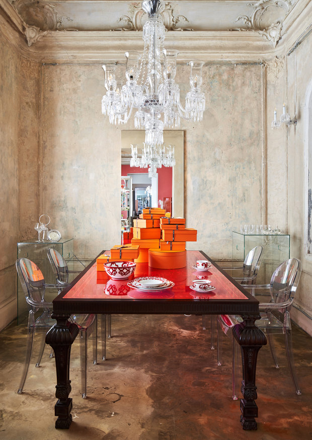 Фото из портфолио Галерея дизайна | bulthaup – фотографии дизайна интерьеров на INMYROOM