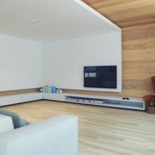 Фото из портфолио Q3 APARTMENT – фотографии дизайна интерьеров на INMYROOM
