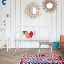 Фото из портфолио Хэнд-мэйд для уюта – фотографии дизайна интерьеров на INMYROOM