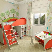 Фотография: Детская в стиле ,  – фото на InMyRoom.ru