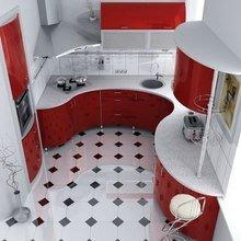 Фото из портфолио кухни. – фотографии дизайна интерьеров на INMYROOM