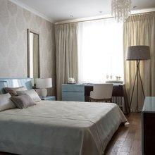 Фото из портфолио Синяя квартира – фотографии дизайна интерьеров на InMyRoom.ru