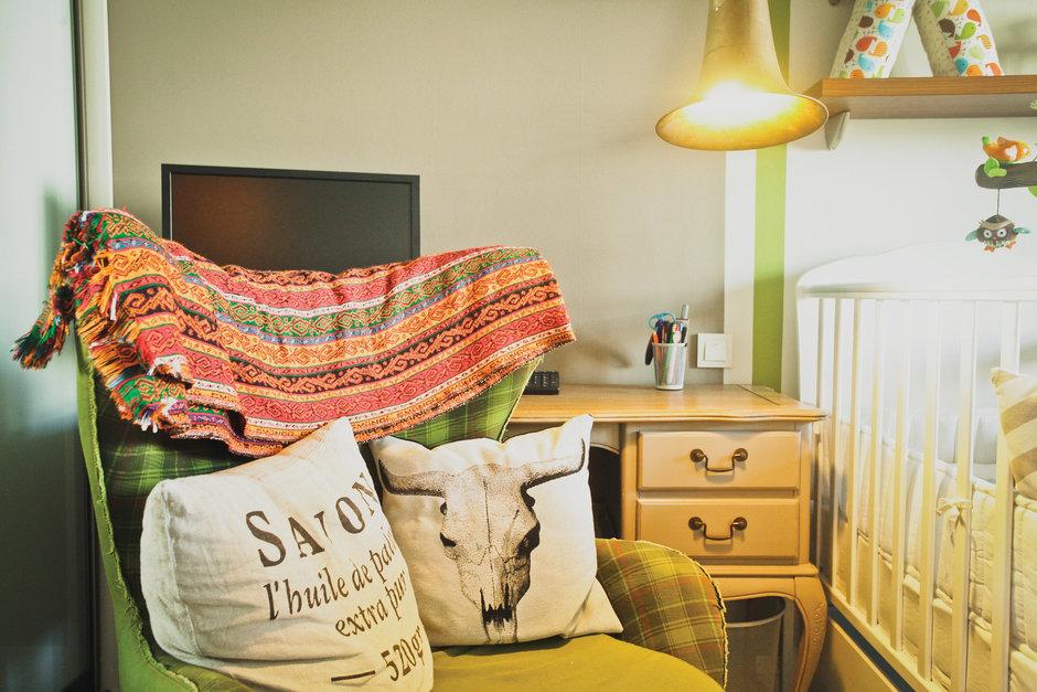 Фотография: Детская в стиле Скандинавский, DIY, Квартира, Дома и квартиры, IKEA – фото на InMyRoom.ru