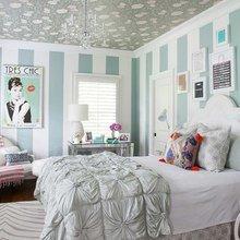 Фотография: Спальня в стиле Классический, Современный, Декор интерьера, Архитектурные объекты, Потолок – фото на InMyRoom.ru
