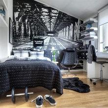 Фотография: Спальня в стиле Скандинавский, Современный, Советы – фото на InMyRoom.ru