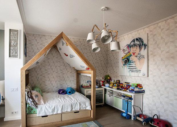 Фото из портфолио Царская столица 2 – фотографии дизайна интерьеров на INMYROOM