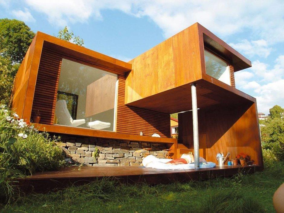 Фотография: Архитектура в стиле Современный, Декор интерьера, Дом, Дома и квартиры, Дача – фото на InMyRoom.ru