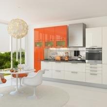 Фото из портфолио Кухня Сантина. – фотографии дизайна интерьеров на INMYROOM