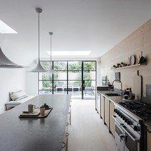 Фото из портфолио  Незагроможденный стильный интерьер в Лондоне – фотографии дизайна интерьеров на INMYROOM