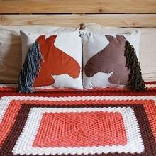 Фотография: Спальня в стиле Кантри, Декор интерьера, Декор дома, Праздник, Новый Год – фото на InMyRoom.ru
