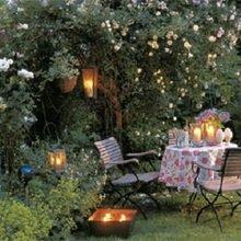 Фото из портфолио В уютном саду – фотографии дизайна интерьеров на INMYROOM