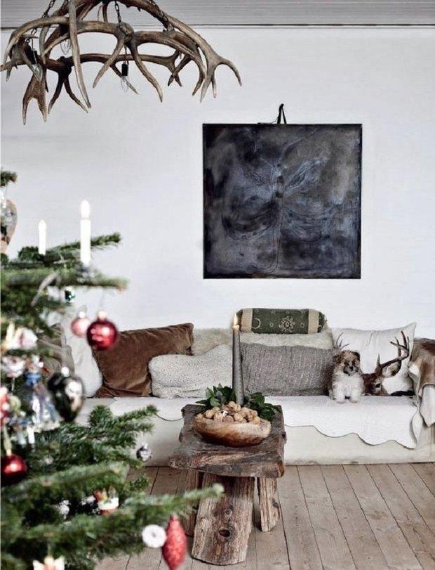 Фотография: Гостиная в стиле , Декор интерьера, DIY, Декор дома, Фотообои – фото на InMyRoom.ru