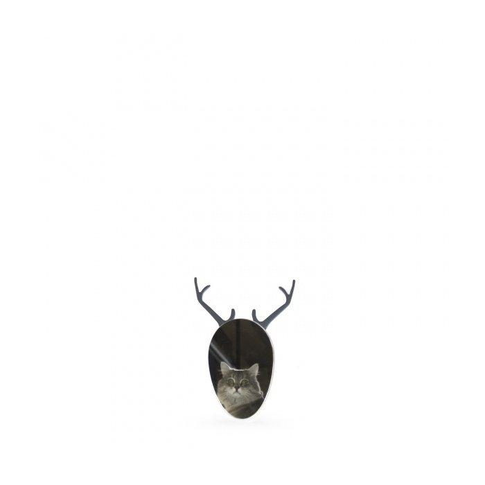 """Зеркало настенное №7 """"Молодой олень"""""""
