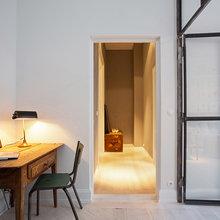 Фотография: Офис в стиле Скандинавский, Малогабаритная квартира, Квартира, Дома и квартиры, Стокгольм – фото на InMyRoom.ru