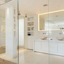 Фотография: Ванная в стиле Современный, Квартира, Дома и квартиры, Архитектурные объекты – фото на InMyRoom.ru
