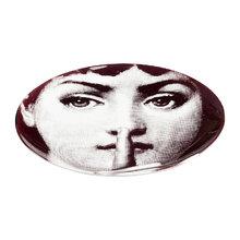 Настенная тарелка Пьеро Форназетти Silence