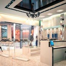 Фото из портфолио Интерьер бутика Yudashkin Jeans в г. Тюмень – фотографии дизайна интерьеров на INMYROOM